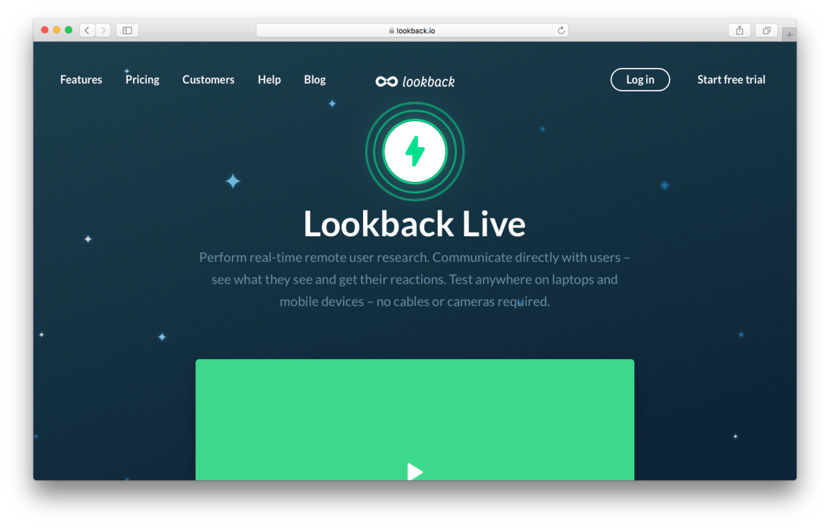 Loopback is Great for Moderated Remote Usability Testing