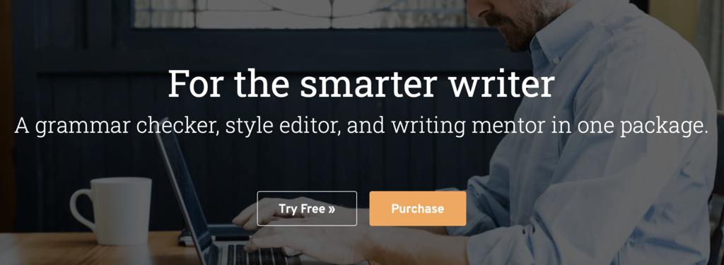 ProWritingAid all-in-one grammar checker
