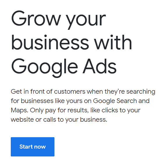 promote drop shipping with google ads