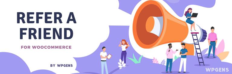 Refer a Friend WordPress Affiliate Plugin