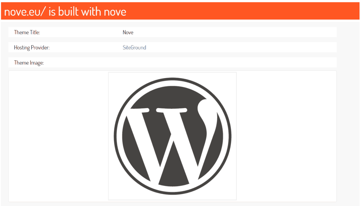 scanwp wordpress theme detector tool