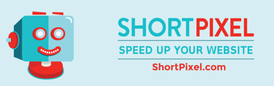 Screenshot of Short Pixel plugin
