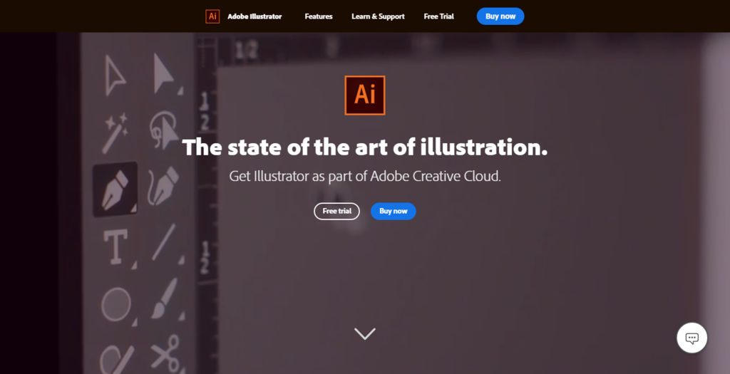 Adobe Illustrator is a tool for work from home job