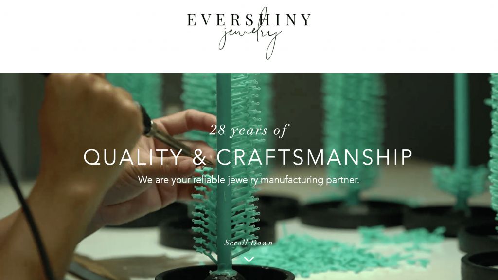 Evershiny Boutique Manufacturer
