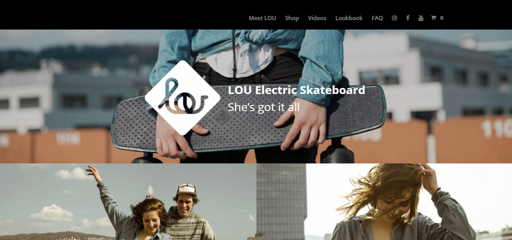 LOU Board website