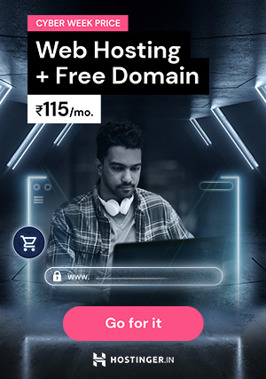 Limited Time Offer on Web Hosting