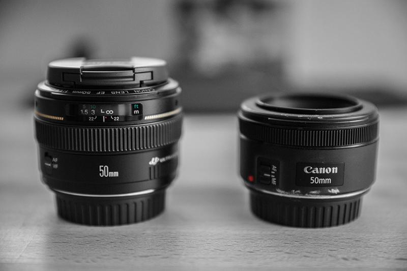 Image of camera lenses
