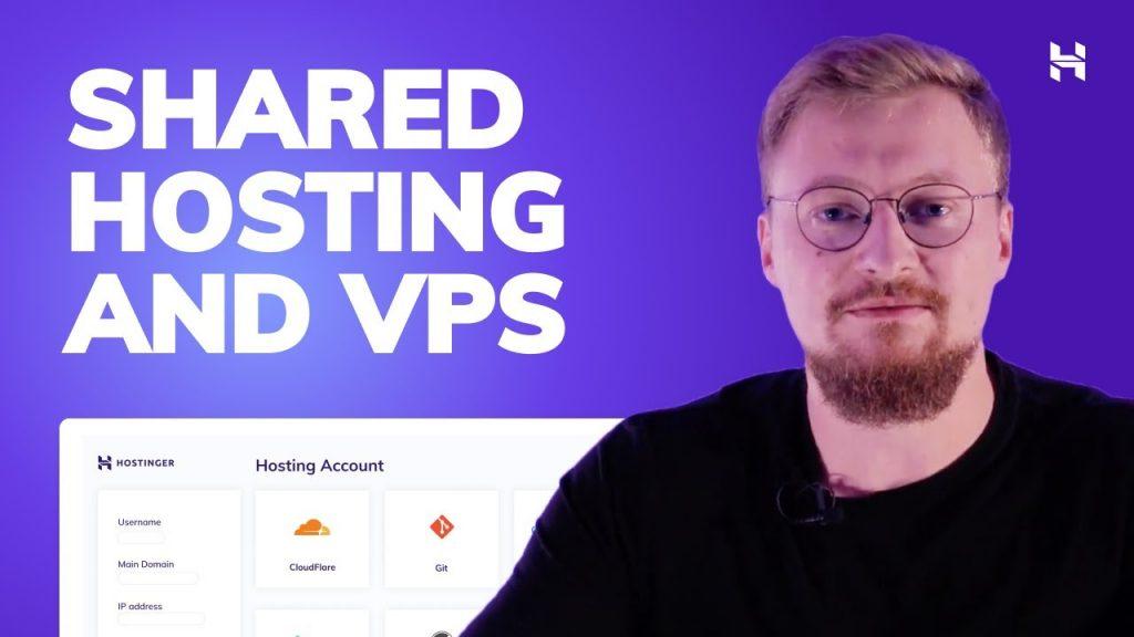 Shared Hosting vs VPS – Web Hosting Explained