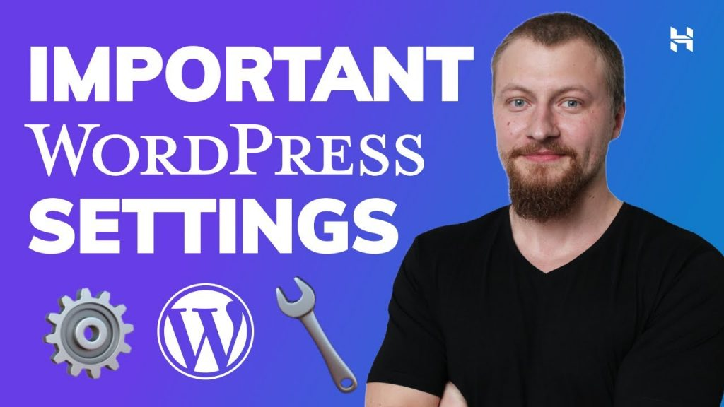 Going Through Important WordPress Settings