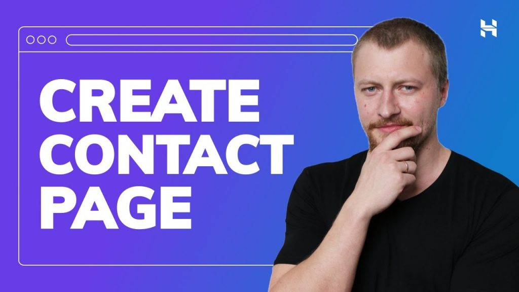 How to Create a Contact Us Page on WordPress