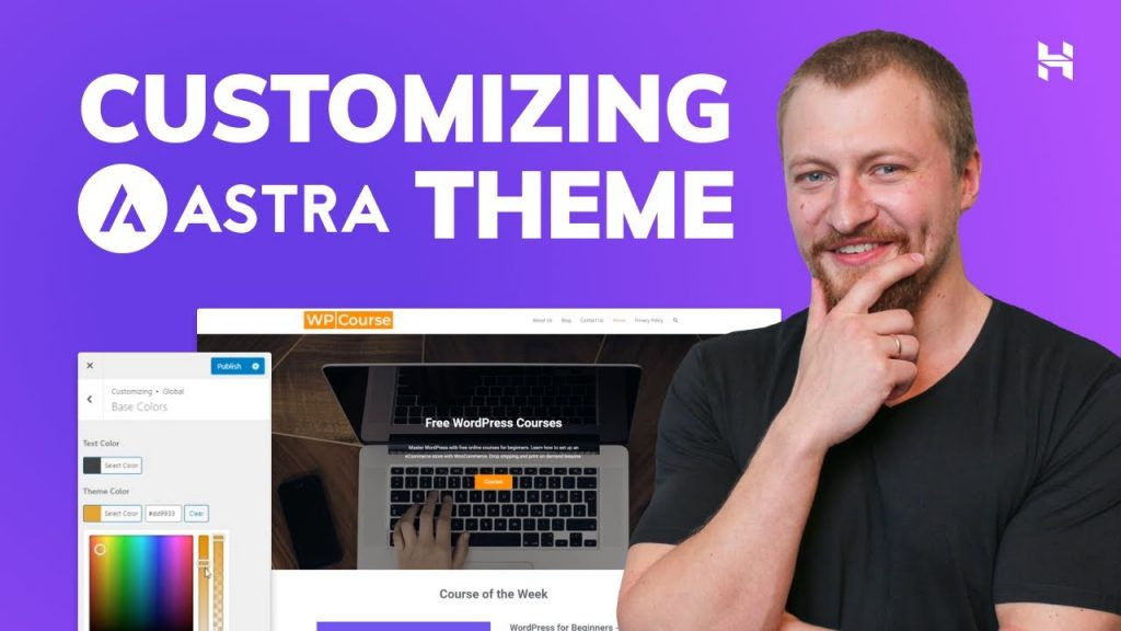 How To Customize Astra Theme In Your WordPress Website