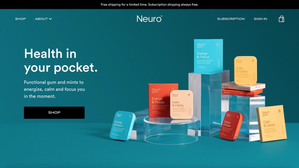 neuro kinh doanh nhỏ online