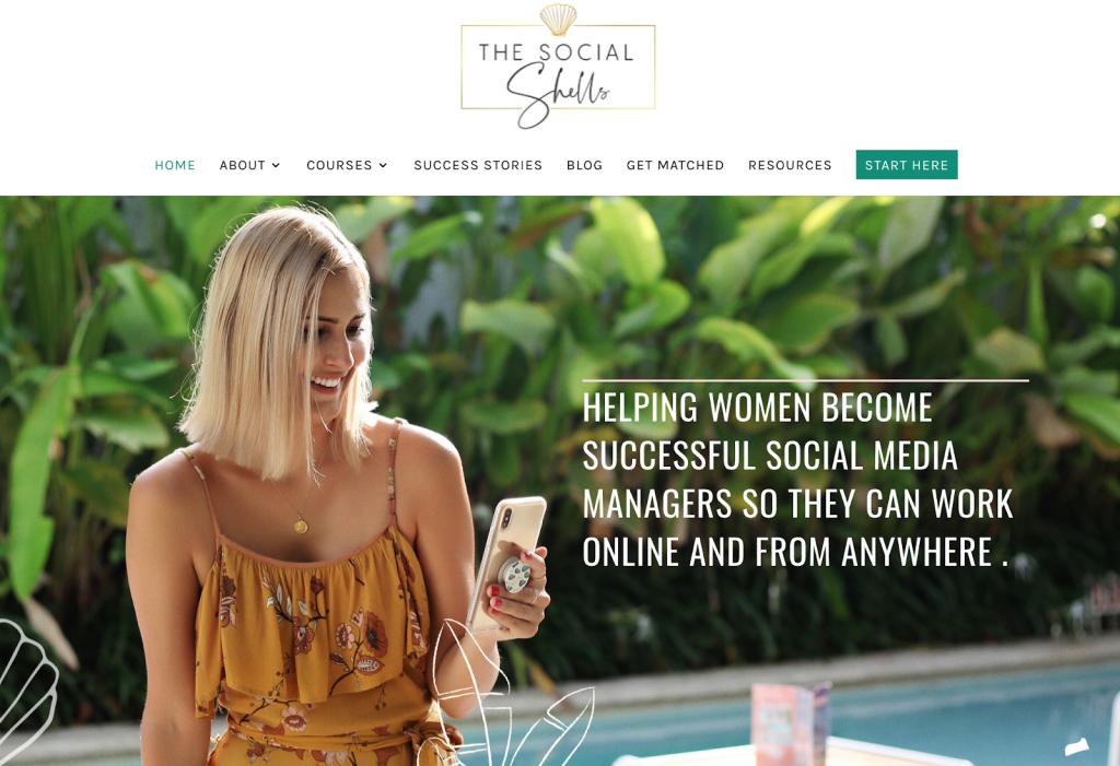 kinh doanh nhỏ bằng nghề quản lý social media