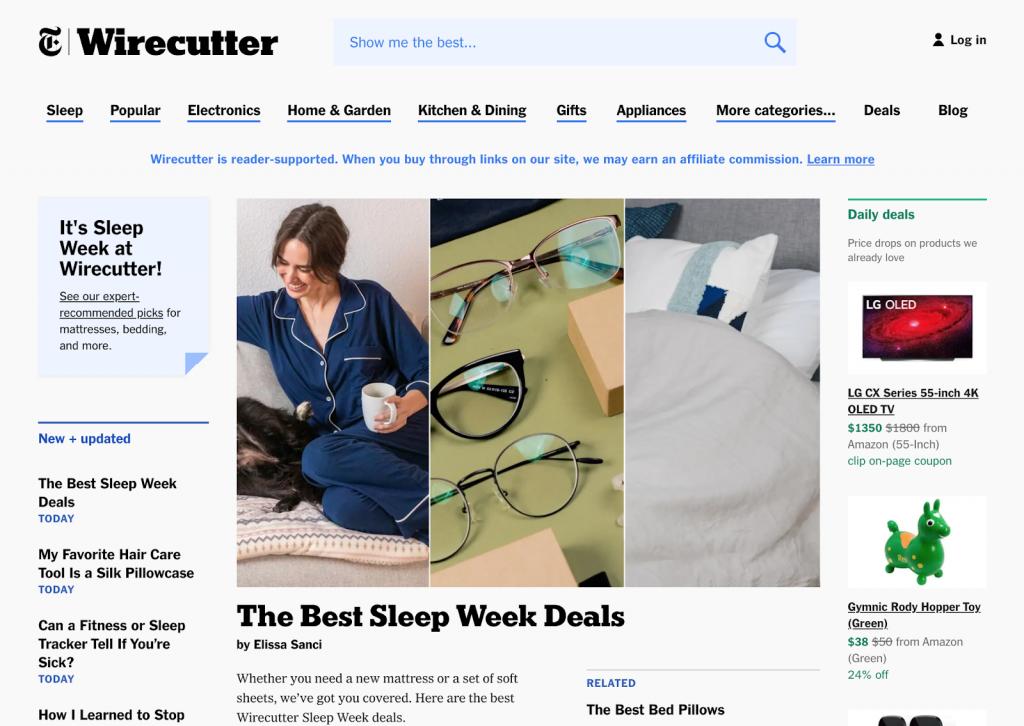 blog wirecutter do new york times
