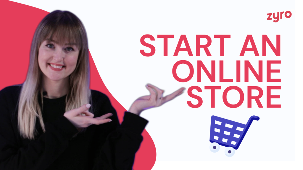 How to Start an Online Store with Zyro | Simple & Easy