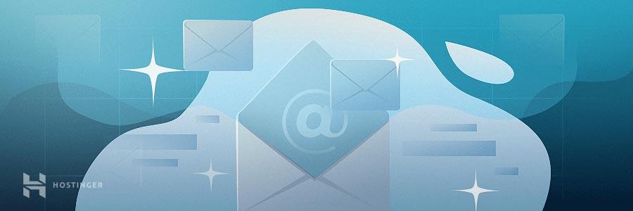 Email hosting illustration