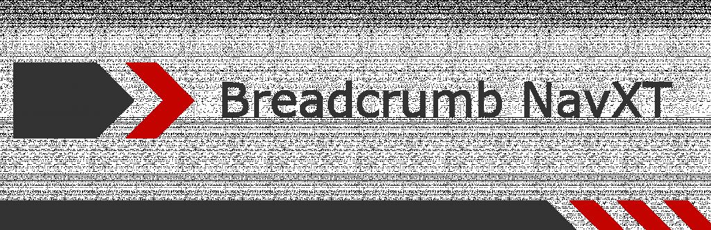 Breadcrumb NavXT plugin