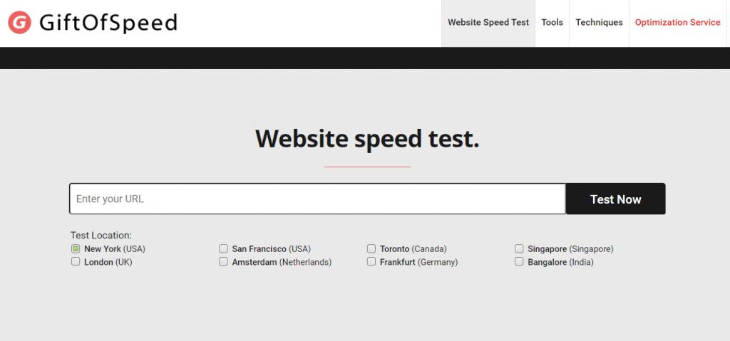 GiftOfSpeed's homepage