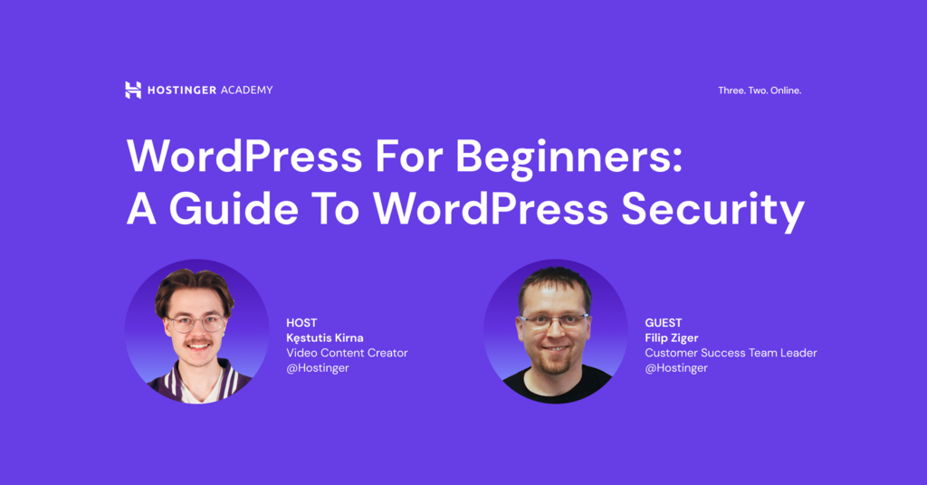 WordPress for Beginners: A Guide to WordPress Security