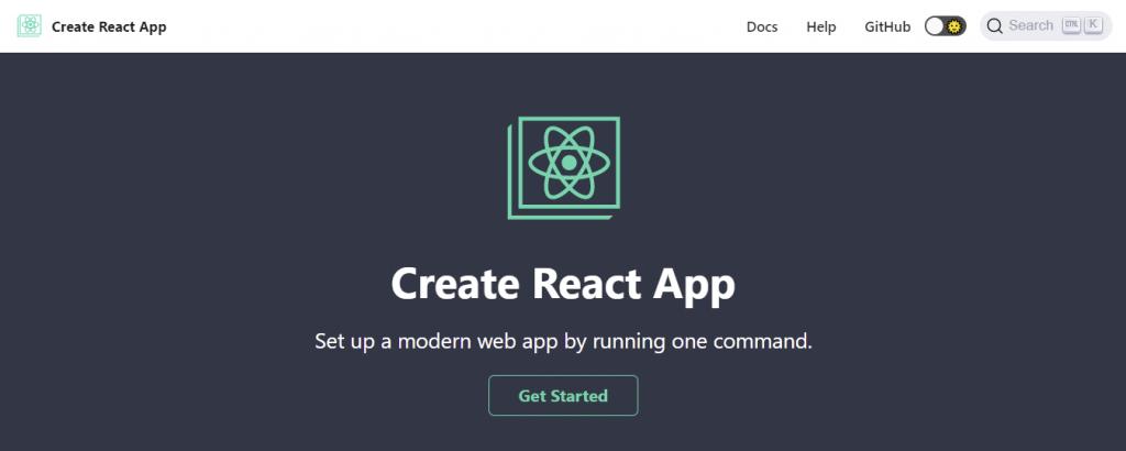 Create React App - Set up a modern web app by running one command.