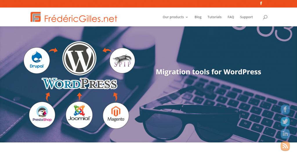 FG Joomla to WordPress - migration tools for WordPress.