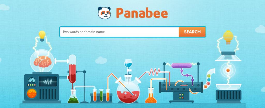 Panabee blog name generator.
